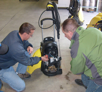 Karcher Machine Service & Repair